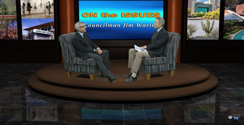 On the Issues with Congressman David Schweikert